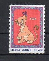 SIERRA LEONE. DISNEY. MNH (1R0212) - Disney