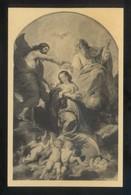 *P.-P. Rubens - Le Couronnement De La Vierge* Musée De Bruxelles. Ed. Nels Nº 218. Nueva. - Pintura & Cuadros