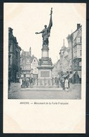 ANTWERPEN (ref. CP Nr 85) - Standbeeld Van De Franse Furie - Niet Gelopen - Antwerpen