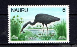 NAURU    1978    5c  Reef  Heron    MNH - Nauru