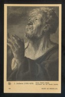 *J. Jordaens - Buste D'Apôtre* Musée De Bruxelles. Ed. Nels Nº 130. Nueva. - Pintura & Cuadros