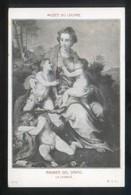 *Andrea Del Sarto - La Charité* Musée Du Louvre Nº 11514. Nueva. - Pintura & Cuadros
