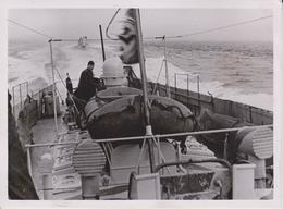 FOTO DE PRESSE WW2 WWII WORLD WAR 2 WELTKRIEG Kriegsmarine - Barcos