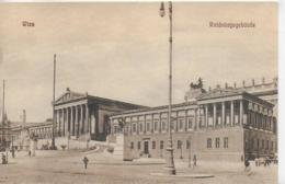 AK 0085  Wien - Reichstagsgebäude / Verlag Amatouny Um 1910-20 - Wien Mitte