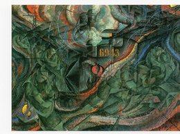 CPM - N - PEINTURE D'UMBERTO BOCCIONI - ETATS D'AME : LES ADIEUX - 1911 - THE MUSEUM OF MODERN ART - NEW YORK - Peintures & Tableaux