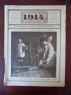 1914 Illustré N° 81  Constantinople - Bruxelles Soupe Communale Rue Du Vautour - Molenbeek St Jean - Marché Aux Grains.. - Guerre 1914-18