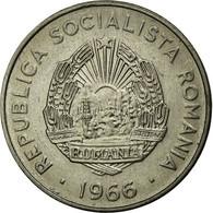 Monnaie, Roumanie, 15 Bani, 1966, TTB, Nickel Clad Steel, KM:93 - Roumanie