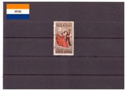 Afrique Du Sud 1962 - Oblitéré - Danse - Michel Nr. 310 Série Complète (rsa113) - Oblitérés