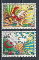°°° ALGERIA ALGERIE - Y&T N°1248/49 - 2000 °°° - Algeria (1962-...)