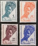 Senegal  Senegalese Fashion - Senegal (1960-...)