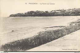 CPA  Madagascar - Majunga - Pointe Du Caïman -  Circulée - Madagascar
