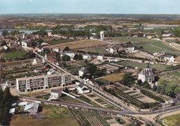 3 CPSM  Montjean-sur-Loire (49. M.-et-L.) – Vue Générale Aérienne - France