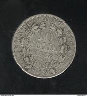 10 Soldi Vatican 1868 ( Lot 2 ) - Vatican