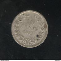 10 Centimes Pays Bas / Nederland 1897 TTB - [ 3] 1815-… : Kingdom Of The Netherlands