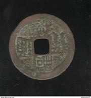 1 Sapèque  - Annam - Ere Luc Van 1848-1883 - Colonies