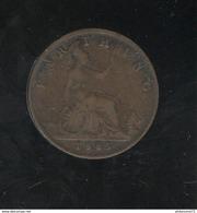 1 Farthing Grande Bretagne / United Kingdom 1885 TTB+ - B. 1 Farthing