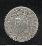 1 Demi Couronne / Half Crown - Grande Bretagne / United Kingdon 1921 TB+ - 1902-1971 : Monnaies Post-Victoriennes