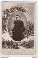 Photo Originale D'un Soldat Du 4ème Régiment Du Génie 11 X 16 Cm - Circa 1900 - Guerre, Militaire
