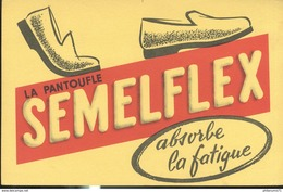 Buvard  Semelflex - Pantoufle - Absorbe La Fatigue - Très Bon état - Zapatos