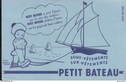 Buvard  Petit Bateau - Sous Vêtements Sur Vêtements - Très Bon état - Textilos & Vestidos