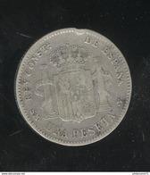 1 Peseta Espagne / Spain 1900 - TTB ( Lot 2 ) - Other
