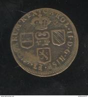 1 Liard Pays-Bas Espagnol 1699 - [ 1] …-1795 : Période Ancienne