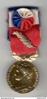 Médaille Du Travail - Attribuée 1979 - Poinçon 1* - France