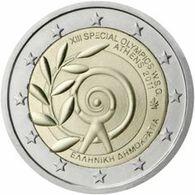 Greece 2011 Jeux Olimpiques Speciaux UNC - Greece