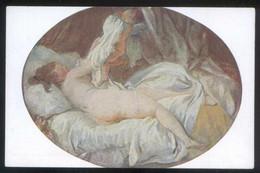 *Jean-Honoré Fragonard - La Chemise Enlevée* Musée Du Louvre Nº 1198. Nueva. - Pintura & Cuadros