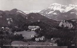Semmering, Kurhaus Und Polleroswand (pk51065) - Semmering