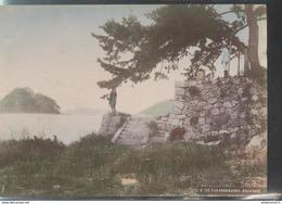 Photo Originale Albumine Colorisée - Japon / Japan - Takabokojima Nagasaki -  Format 9 X 13,5 Cm - Circa 1880 - Photographs