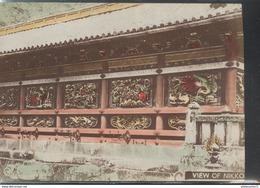 Photo Originale Albumine Colorisée - Japon / Japan - View Of Nikko -  Format 9 X 13,5 Cm - Circa 1880 - Photographs