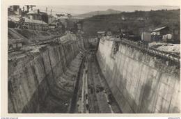 Cpsm Génissiat - Barrage Le Canal évacuateur - Non Circulée - Génissiat