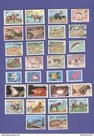 Lot De Timbres Burkina Faso - Circulés - Burkina Faso (1984-...)