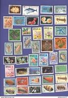Lot De Timbres Wallis Et Futuna - Circulés - Wallis-Et-Futuna