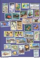 Lot De Timbres Djibouti - Circulés - Djibouti (1977-...)
