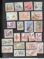 Lot De 150 Timbres Différents Du Royaume Du Laos - TTB - Voir Description - Laos