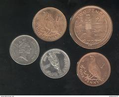 Lot 5 Monnaies Gibraltar - TTB à TTB+ - Gibraltar