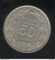 50 Francs Etat Du Cameroun 1960 TTB+ - Cameroun