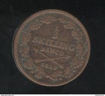 1/3 Skilling Norvège / Norway 1839 - TTB+ - Norvège