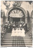 Photo Originale La Croix Rouge à Alger Format 13 X 18 Cm - Circa 1910 - Persone Anonimi
