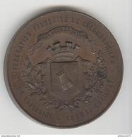 Médaille Fédération Française De  Colombophiles Thomas-Cadilhat - Siège Stratégique - Vierzon - Andere