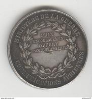 Médaille Prix Encouragement Aux Colombiers Civils - Communications Aériennes - Ministère De La Guerre - Andere
