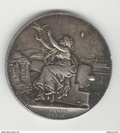 Médaille Paris 1870-1871 - Communications Aériennes - Ministère De La Guerre - Militair