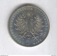 5 Mark Allemagne / Germany 1986  - TTB+ - Monnaies