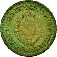 Monnaie, Yougoslavie, 10 Para, 1980, TB+, Laiton, KM:44 - Yougoslavie