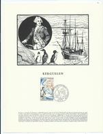 Feuillet Kerguelen - Documents De La Poste