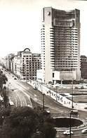 Romania - Bucharest - Intercontinental Hotel Radio Bucharest (animation 1973) - Roumanie