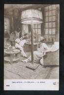 *Ch. Walhain - Le Banjo* Salon De Paris Nº 4829. Escrita. - Pintura & Cuadros