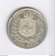 2000 Réis Brésil / Brasil 1889 TTB+ - Très Belle Monnaie Probablement Montée En Broche - Brésil